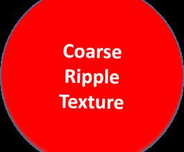 Polyester Coarse Ripple Texture