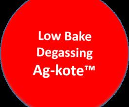 Polyester Low Bake Degassing - Ag-kote™
