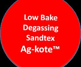 Polyester Low Bake Sandtex - Ag-kote™