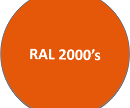 RAL 2000's