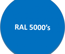 RAL 5000's