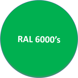 RAL 6000's
