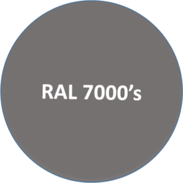 RAL 7000's