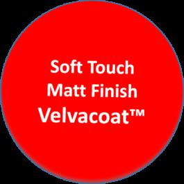 Soft Touch Matt Finish - Velvacoat™