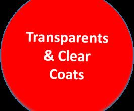 Transparents & Clear Coats